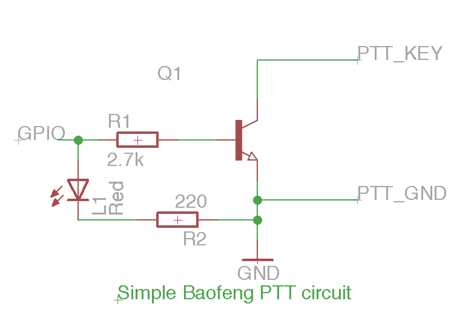 Circuit Schema Diagram Baofeng Headset Wiring Libraries Kenwood Radio Hardware Aprs Box Documentationthe Schematics Below Show One Very Simple Way Of Connecting A